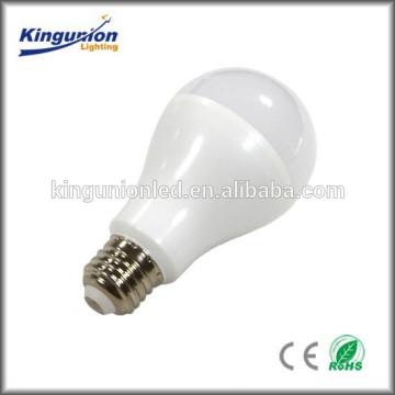 Deux ans, guanrantee LED ampoule e27 6w COB led bulbe avec CE ROHS ERP