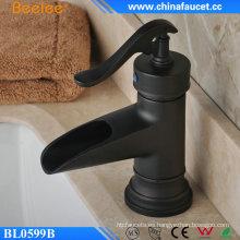 Baño con baño de bronce frotado Upc Basin Fregadero de baño