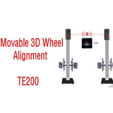 Easy 3D Wheel Alignment System