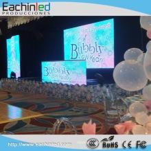 P3, P4 Druckguss-Aluminium-Innen-Videowand-Panel LED-Bildschirm SMD Ultra Slim LED