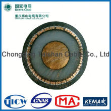 Professional Top Quality 120kv high voltage cable