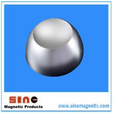 Détecteur d'étiquettes de sécurité magnétique EAS en aluminium