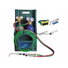 Welding Equipment Portable Oxygen Acetylene Welding Cutting Torch Tank Kit