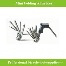 Высококачественные складные шестигранные велосипедные инструменты для велосипеда