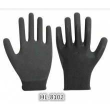 13G Nylon Latex Sandy Glove