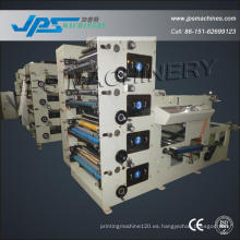 Jps850-4c Papel de aluminio de hoja de papel Roll impresora Machinery