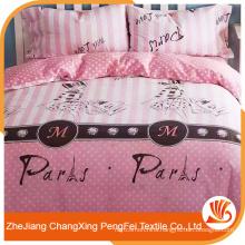 China manfacture new bed sheet design fancy designer bed sheets