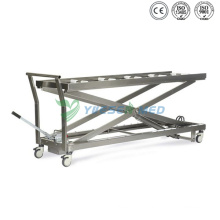 Medical Mortuary Toom Stainless Steel Mortuary Lifter