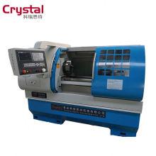 Machine d'enseignement horizontale de tour de commande numérique par ordinateur d'éducation pour la vente CK6140A