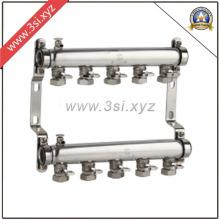 Top Quality Floor Heating Water Segregator with Gauge (YZF-M850)