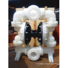 Air Operated Diaphragm Pump in PTFE Material