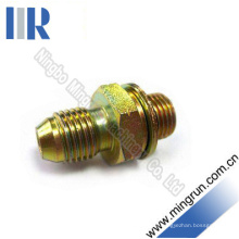 JIS Gas / Bsp Male O-Ring Sellado montaje de tubo hidráulico (1SG)