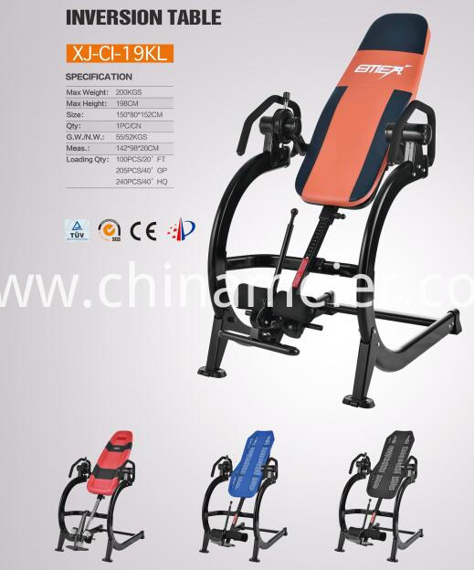 Good Quality Inversion Table