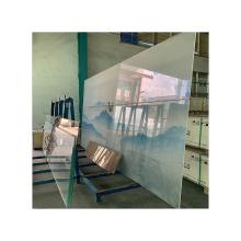 Hot Sell Custom Pattern High Temperature Digital Printing Tempered Glass