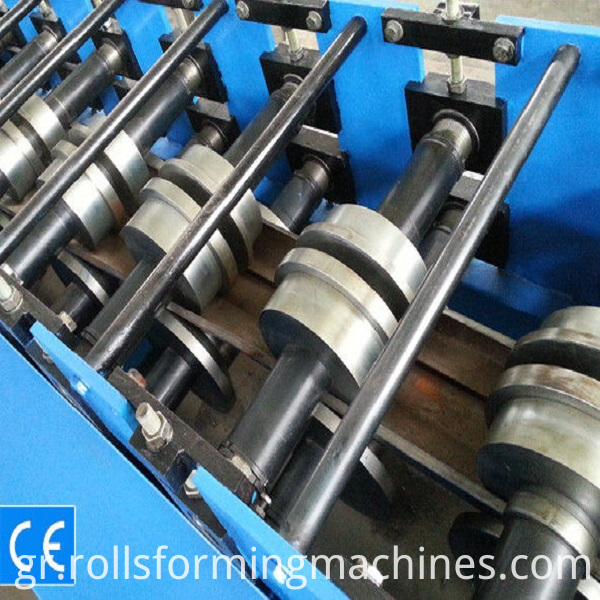 Frame Doors Roll Forming Machine