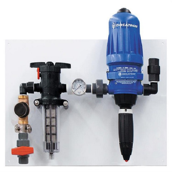 Dosatron Injector for  Automatic Proportional Pump