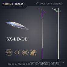 Hot Bath Galvanised Steel Pole Support (SX-LD-dB)