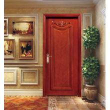 2015 New Design Hand Carving Porta de madeira, Modern House Design porta de madeira para venda