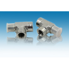 Carbon Steel Elbow Hydraulic BSPT Adaptor Fittings