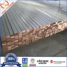 Titanium Clad Copper Bar
