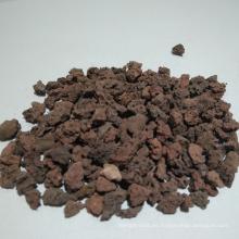 Eficiente filtro de roca volcánica para el tratamiento de aguas residuales