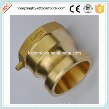 Camlock Brass type A , cam lock fittings, quick coupling China manufacture