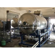 Industrial production of stainless steel fruit and vegetable processing freeze drying machine
