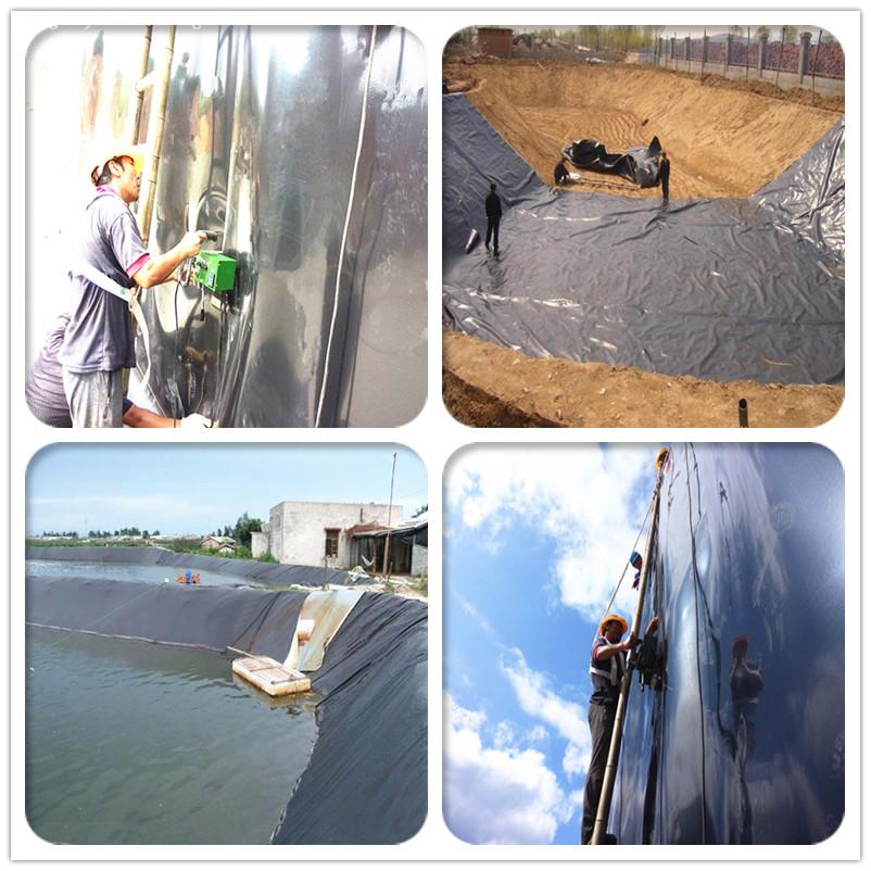 Aquaculture Pond Liner