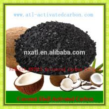 скорлупы кокосового ореха активированного угля для носителей катализаторов