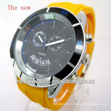 Hot Fashion Silicone Watch, Best Quality Watch 15083