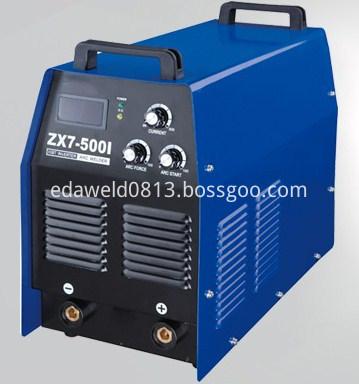 ZX7-500 High Current Industrial IGBT Welder