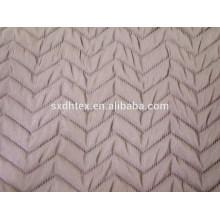 Acolchado de lana doble cara tela, capa de tela quilting