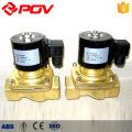 Válvula solenóide miniatura de alta pressão normalmente fechada 220v ac