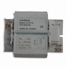 Lastre magnético para la lámpara del sodio 400w (NG400Z-BV)