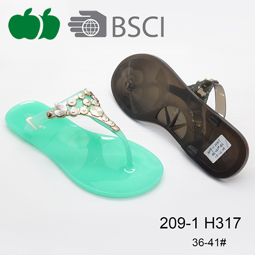 Wholesale High Quality Slipper Cheap Women Pvc Slippers