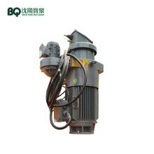 YTRVFW132M1-4F1 5.5KW Motor de giro para grúa torre