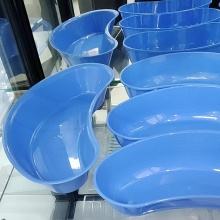 250ML PP injection mold medical kidney tray