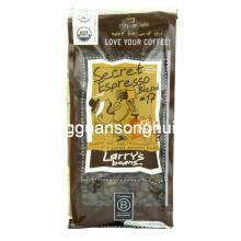 Whole Bean Packing Bag / Bolsa de plástico de café