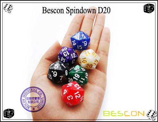Bescon Spindown D20-3
