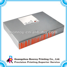 fabricante profesional de cajas de papel
