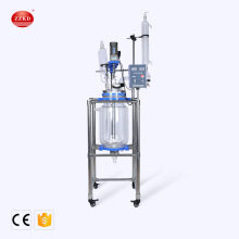 Useful+30L+Chemical+Jacketed+Glass+Reactor+Price
