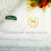 100% algodão bordado banho tapete de banho (DPH7020)