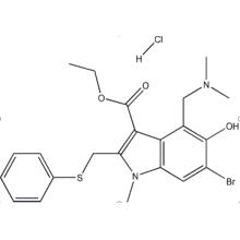Органические химические вещества Арбидол гидрохлорид
