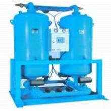 Secador de ar comprimido de adsorção regenerado sem calor