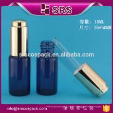 Botella cosmética del cuentagotas del suero de la alta calidad 15ml de SRS
