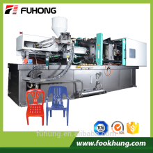Ningbo fuhong 800ton chaise en plastique machine de moulage par injection servo moteur pompe fixe