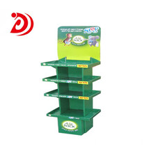 Papieren pallet kartonnen vloer display stands