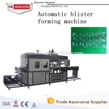 Alta velocidade automática bandeja de plástico bandeja vácuo formando máquina