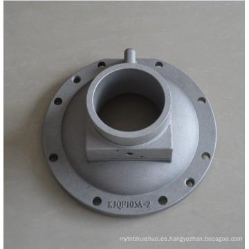 A356 T6 Fundición de arena por gravedad de aluminio