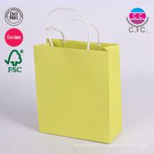 Glossy Karton Luxuspapier Kleidertragetasche Großhandel